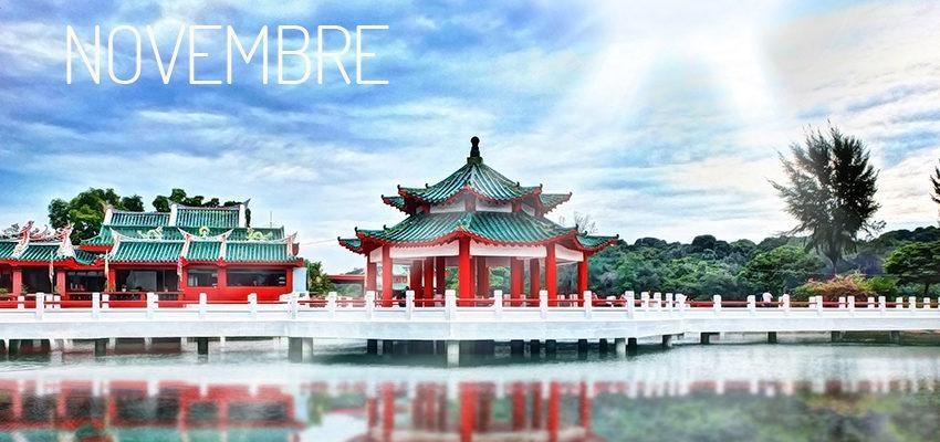 Découvrez toutes les prévisions de l'horoscope chinois de novembre