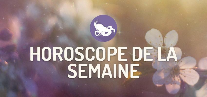 L'horoscope de la Semaine pour Capricorne