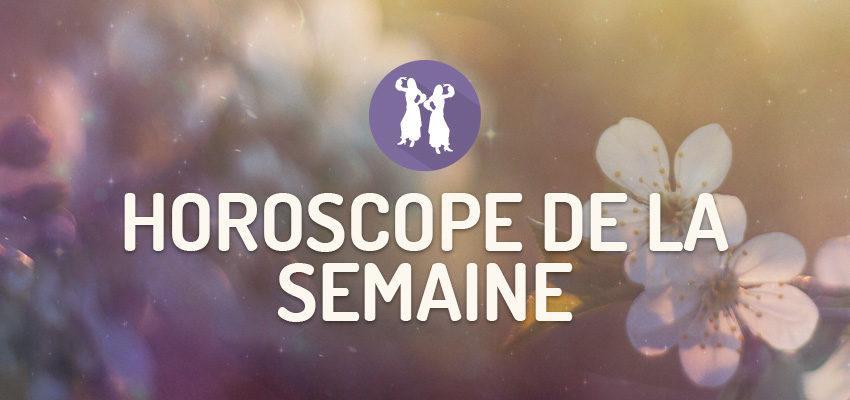 L'horoscope de la Semaine pour Gémeaux