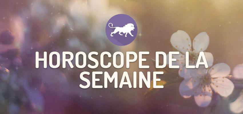 L'horoscope de la Semaine pour Lion