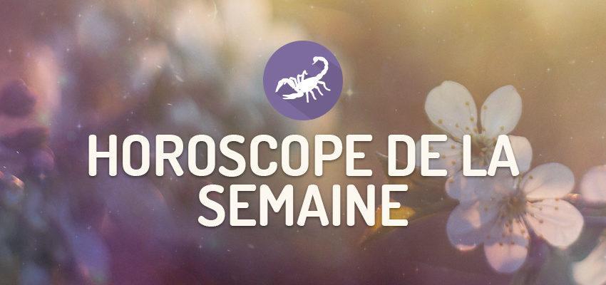 L'horoscope de la Semaine pour Scorpion