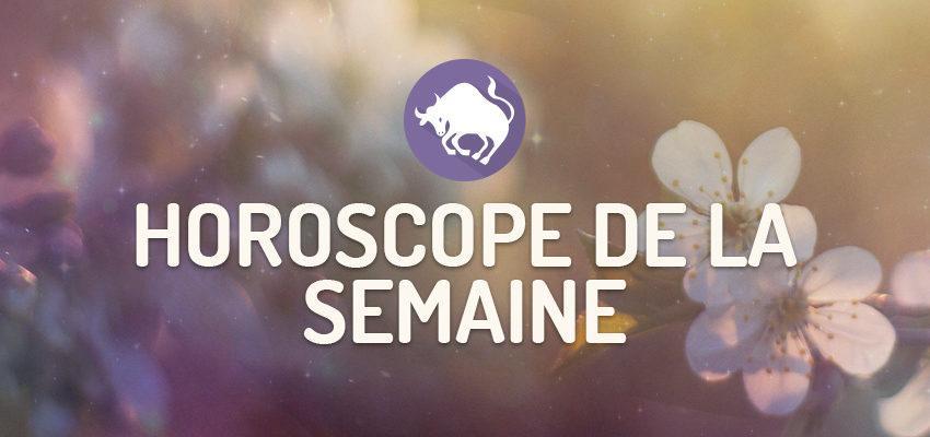 L'horoscope de la Semaine pour Taureau