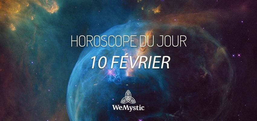 Horoscope du Jour du 10 février 2018