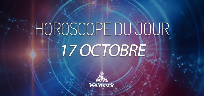 Horoscope du Jour du 17 octobre 2018