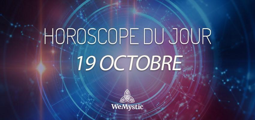 Horoscope du Jour du 19 octobre 2018