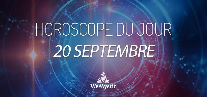Horoscope du Jour du 20 septembre 2017