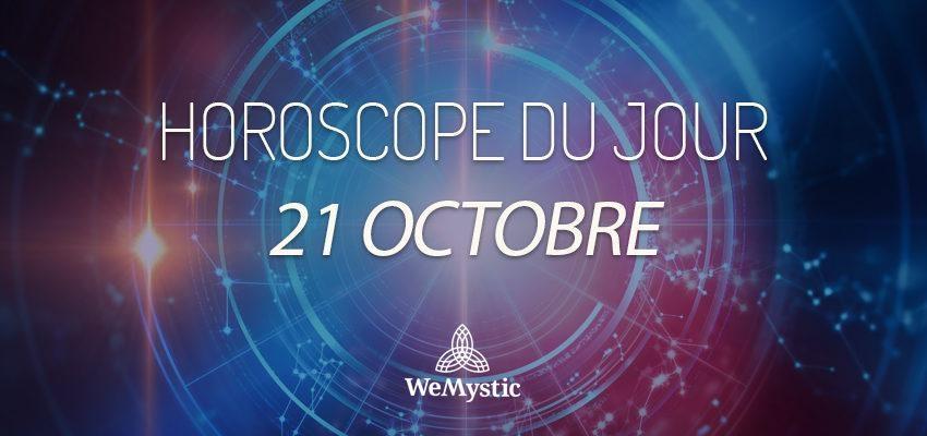 Horoscope du Jour du 21 octobre 2018