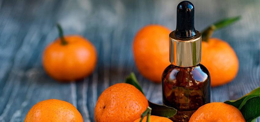 Les bienfaits de l'huile essentielle de clémentine