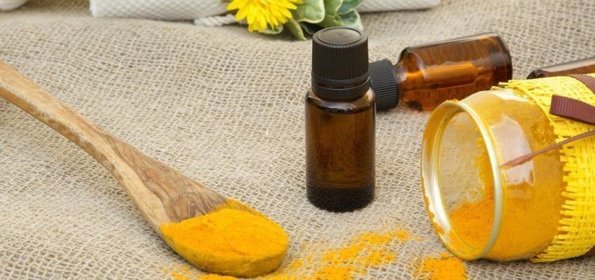 Les bienfaits de l'huile essentielle de curcuma