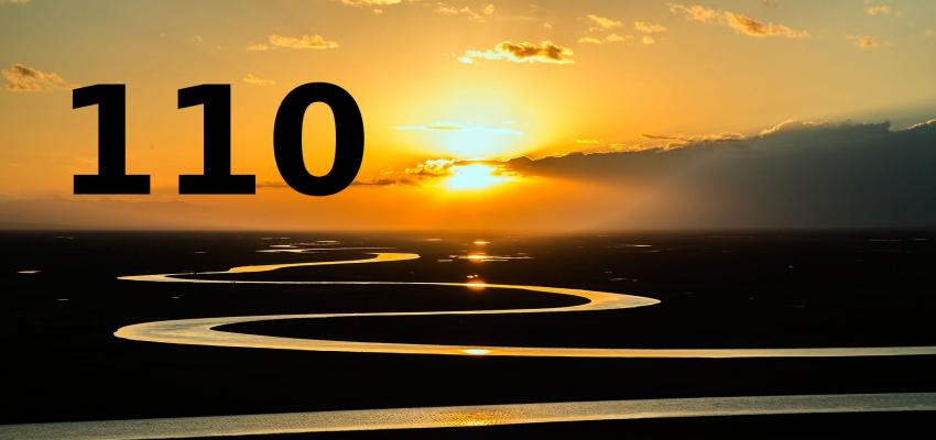 Interprétation du numéro 110 selon la numérologie