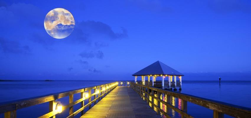 Le jeu de la pleine Lune, ou comment favoriser ses chances de gagner de l'argent