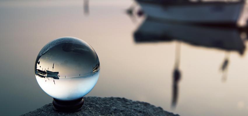 L'art de l'interprétation de la boule de cristal