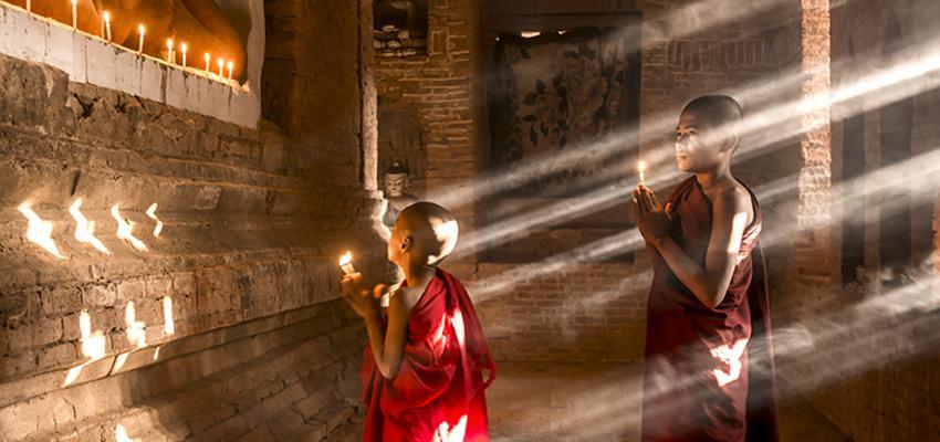 L'énergie du Bouddha transforme votre être !