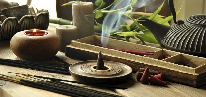 L'encens qui purifie la maison : la sauge