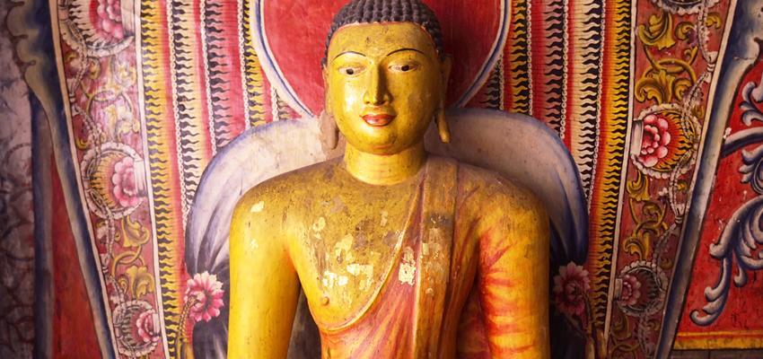 L'histoire de Siddhârta Gautama Sakyamuni le Bouddha