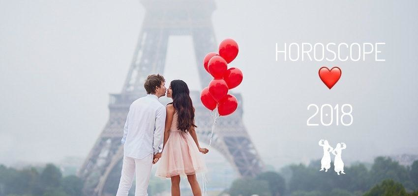L'horoscope de l'amour pour 2018 Gémeaux