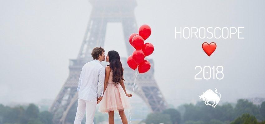 L'horoscope de l'amour pour 2018 Taureau