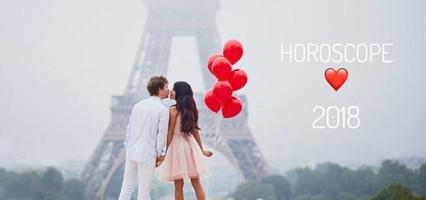 L'horoscope de l'amour pour 2018 de tous les signes du Zodiac