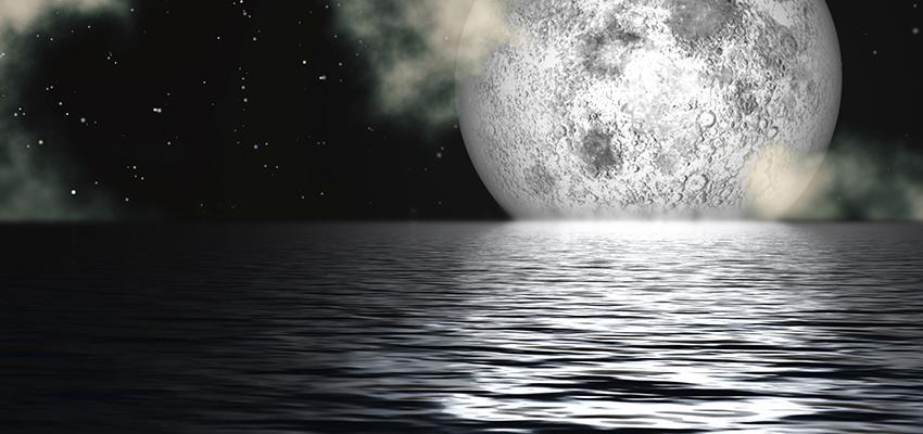 L'influence de la pleine lune 2017