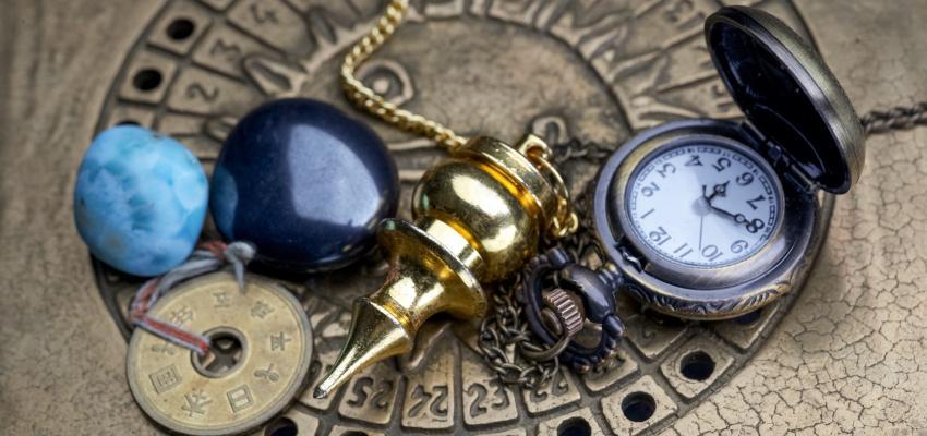 L'utilisation du pendule divinatoire