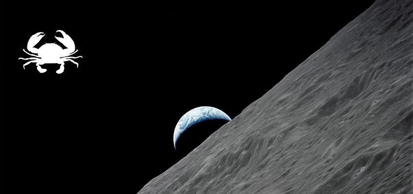 La nouvelle lune en Cancer