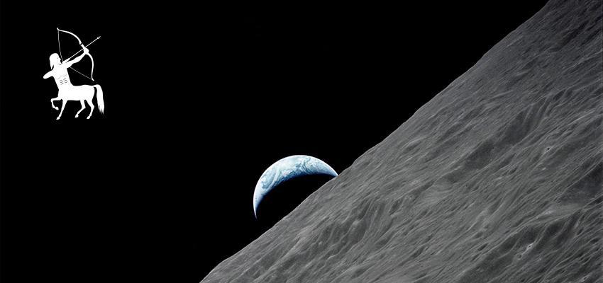 La nouvelle Lune en Sagittaire