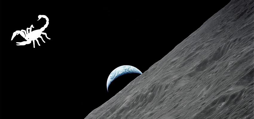 La nouvelle lune en Scorpion