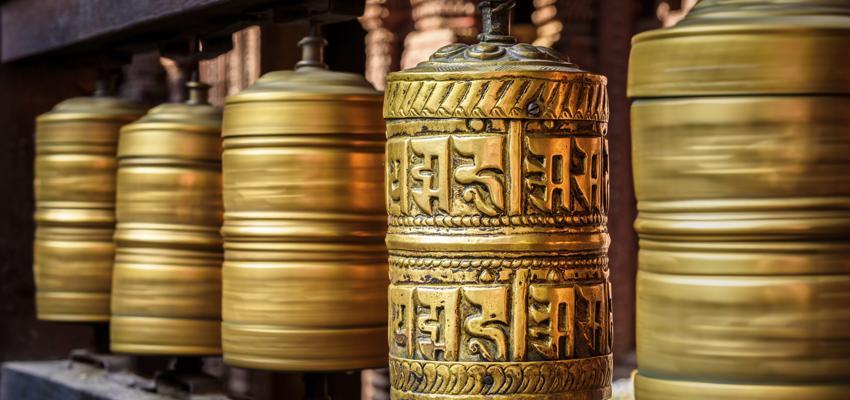 La pratique du dharma