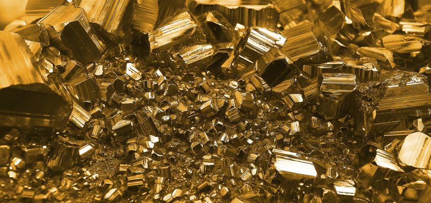 La pyrite, la pierre de la connaissance