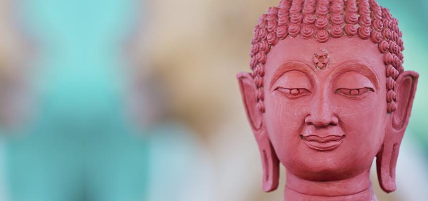 La roue du dharma : le bonheur selon Bouddha