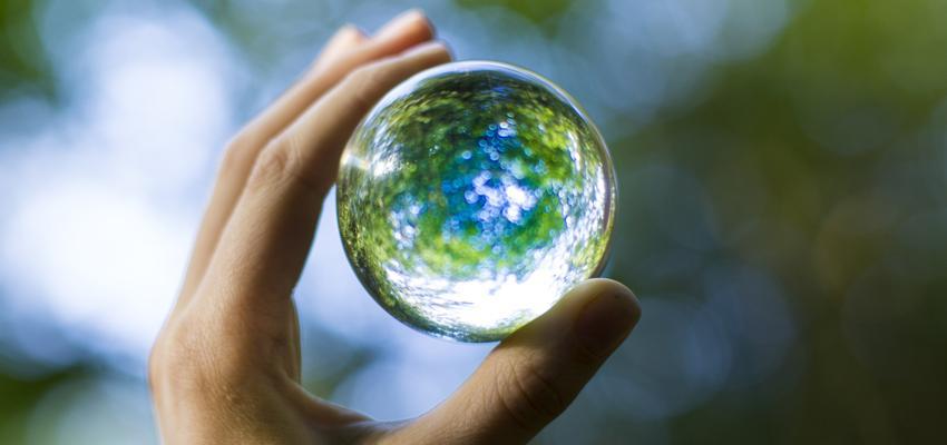 Le choix d'une boule de cristal