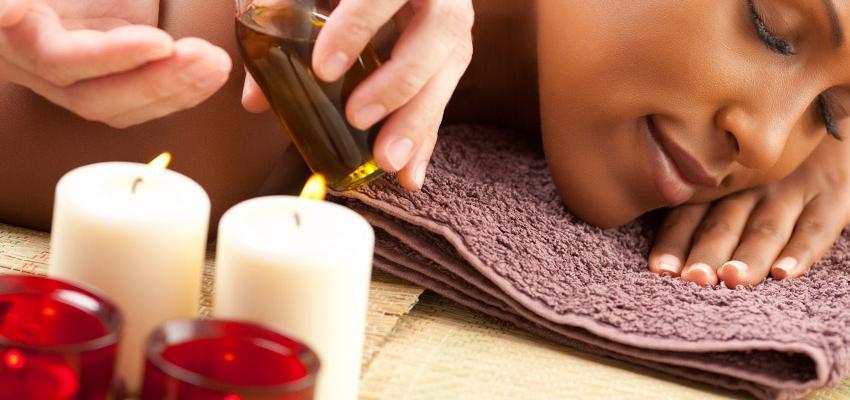 Le massage Shiatsu à l'huile