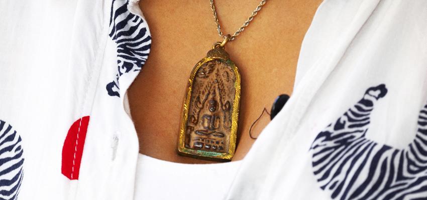 Les amulettes Thaï, de précieux talismans bouddhistes pour vous protéger