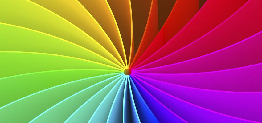 Les couleurs et leur signification pour 2017