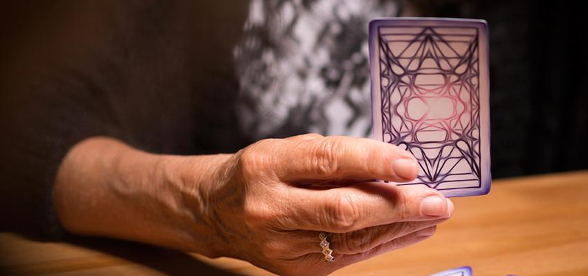 Les différents jeux de tarot