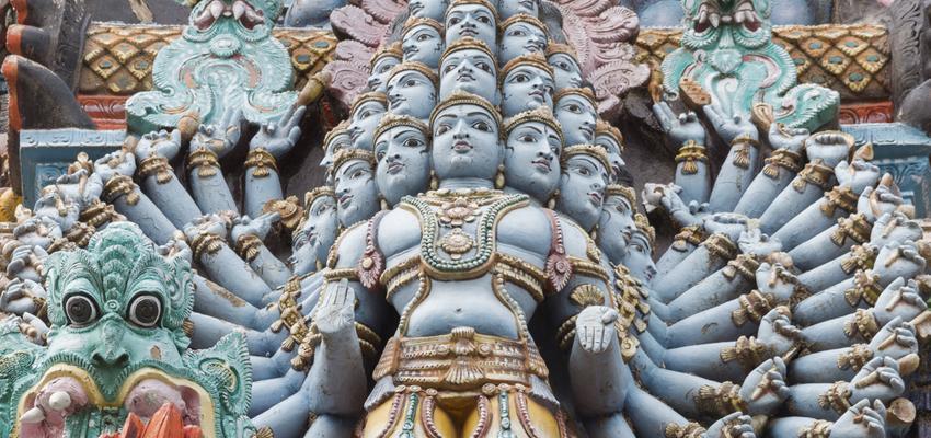 Les formes de Shiva