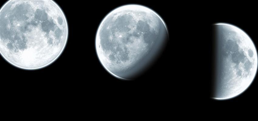 Les phases de lune pour 2017