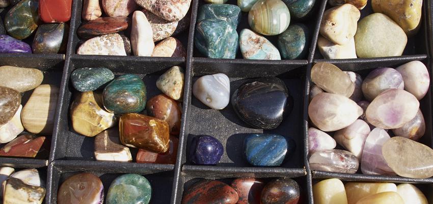 Les pierres de protection pour la protection de l'aura