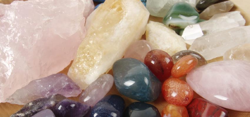 Les pierres de lithothérapie pour l'eczéma et les problèmes de peaux