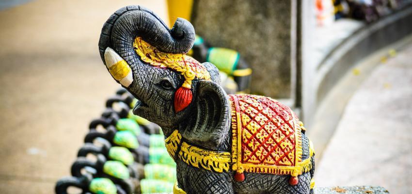 Le symbolisme de l'éléphant en Feng Shui