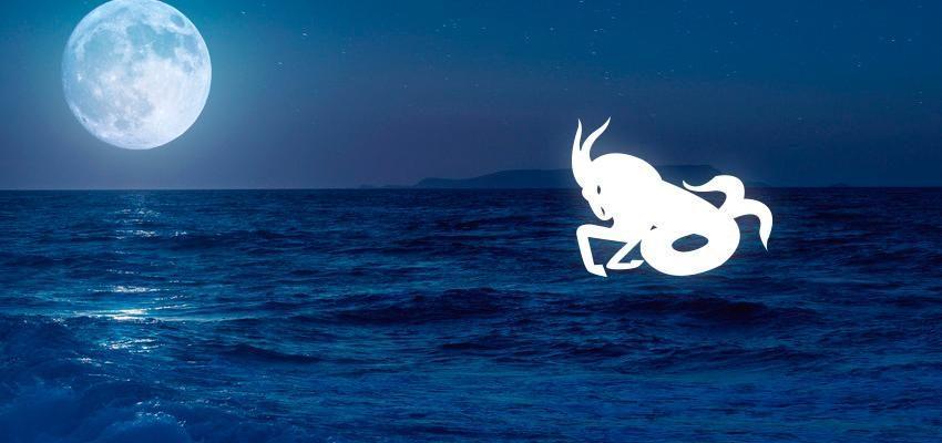 La lune en Capricorne dans le thème natal