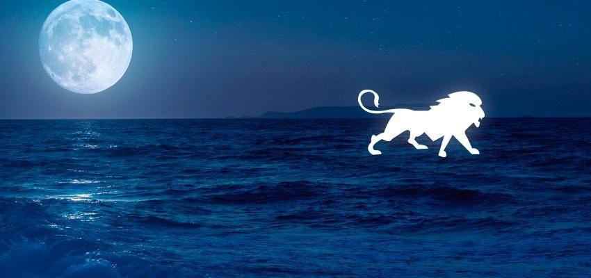 La lune en Lion dans le thème natal