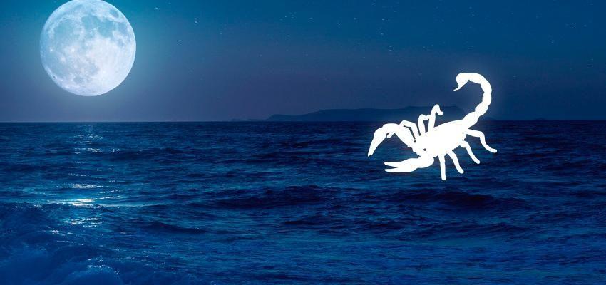 La lune en Scorpion dans le thème natal