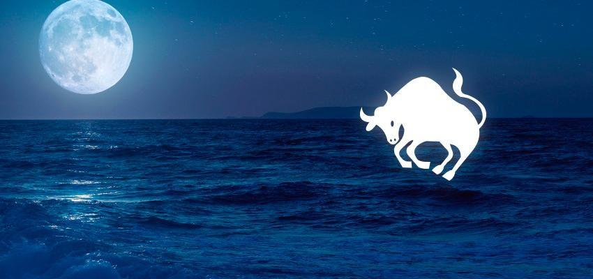 La lune en Taureau dans le thème natal