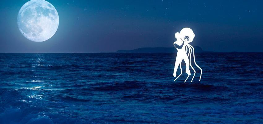 La lune en Verseau dans le thème natal