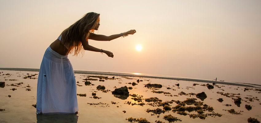 Le mantra positif pour vivre heureux