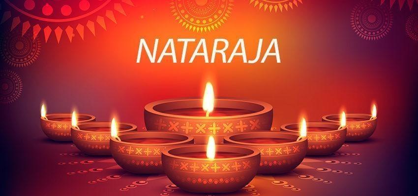 Natajara, le bon roi de la danse épithète de Shiva