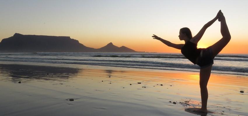 Natarajasana, ou la célèbre posture du danseur