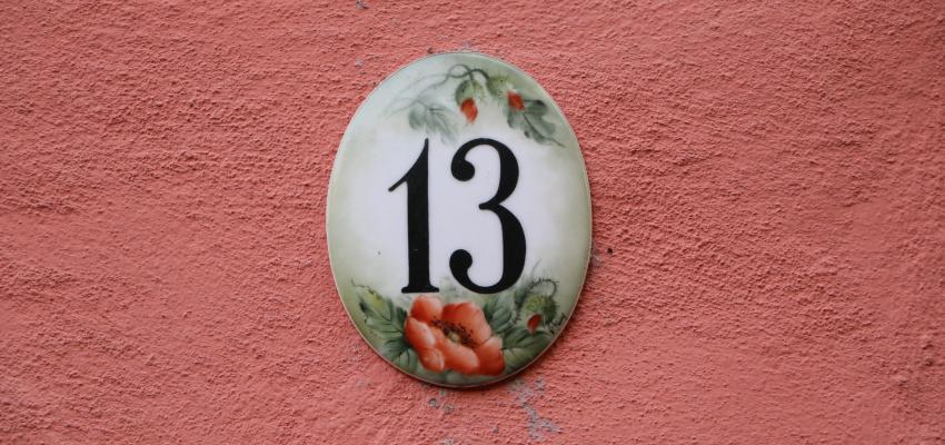 Superstition du chiffre 13 faut il y croire for Peur du chiffre 13