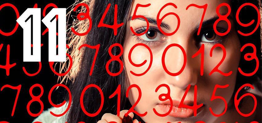 Interprétation du numéro 11 selon la numérologie